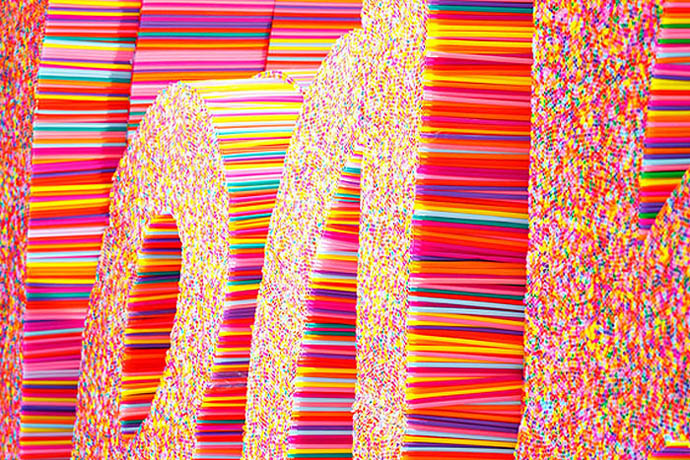yeah Creative & Inspiring Modern Inspired Ideas of How to Recycle Plastic Straws homesthetics (1)