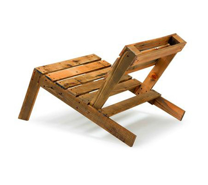 lounge chair Creative & Inspiring Modern Methods of How to Recycle Wooden Pallets homesthetics (1)