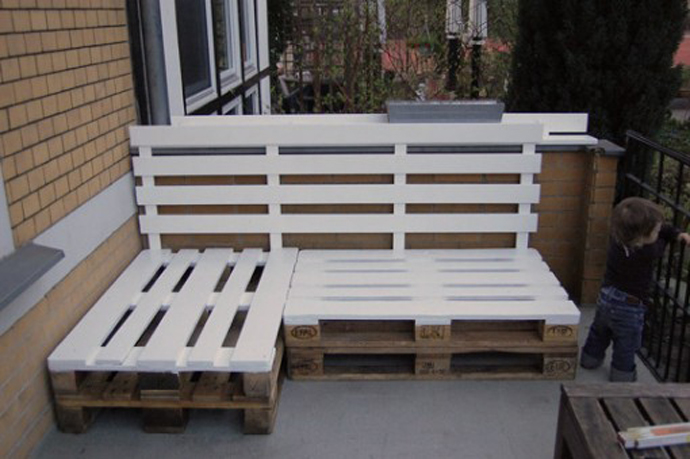 patio Creative & Inspiring Modern Methods of How to Recycle Wooden Pallets homesthetics (1)