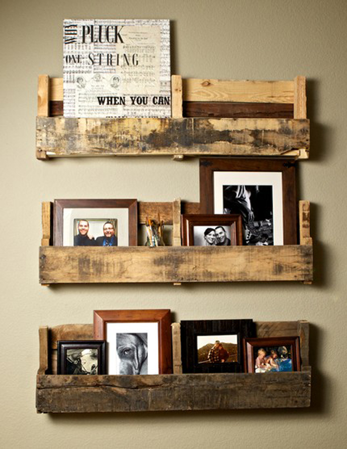 Creative & Inspiring Modern Methods of How to Recycle Wooden Pallets homesthetics (9)