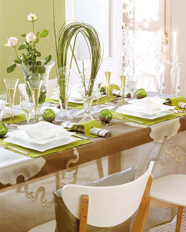 oliver green Creative&Inspiring Christmas Dinner Tables Settings and Decoration Ideas for any modern interior design homesthetics (1)