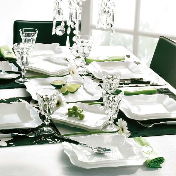 green Creative&Inspiring Christmas Dinner Tables Settings and Decoration Ideas for any modern interior design homesthetics (1)