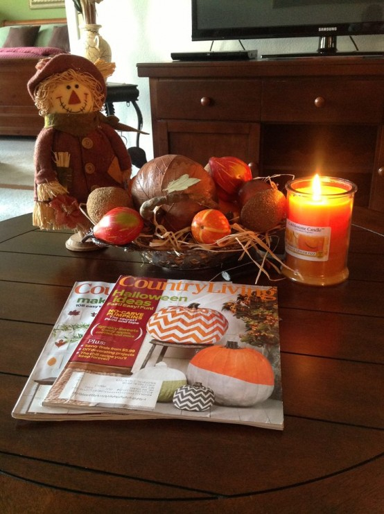 Diy Welcome The Fall With Merry Decorations For Your