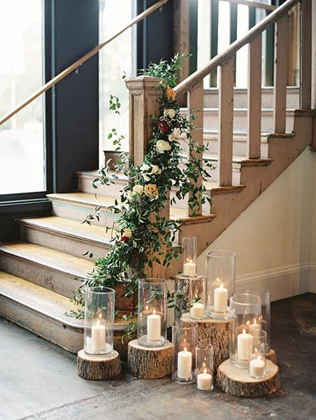 DIY -Welcome the Fall with Simple and Efficient Staircase Décor-homesthetics (1)