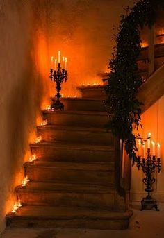 DIY -Welcome the Fall with Simple and Efficient Staircase Décor-homesthetics (6)