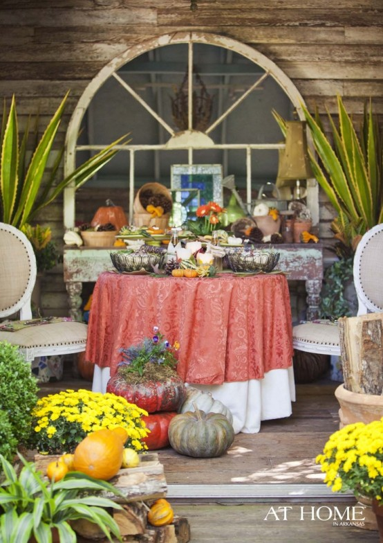 amazing patio DIY -Welcome the Fall with Warm and Cozy Patio Decorating Ideas homesthetics (41)