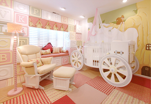 Fantasy Fairy-tale Bedroom Interior Designs for Kids for any dream home bedroom (1)