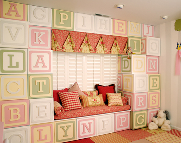alphabet Fantasy Fairy-tale Bedroom Interior Designs for Kids for any dream home bedroom (1)