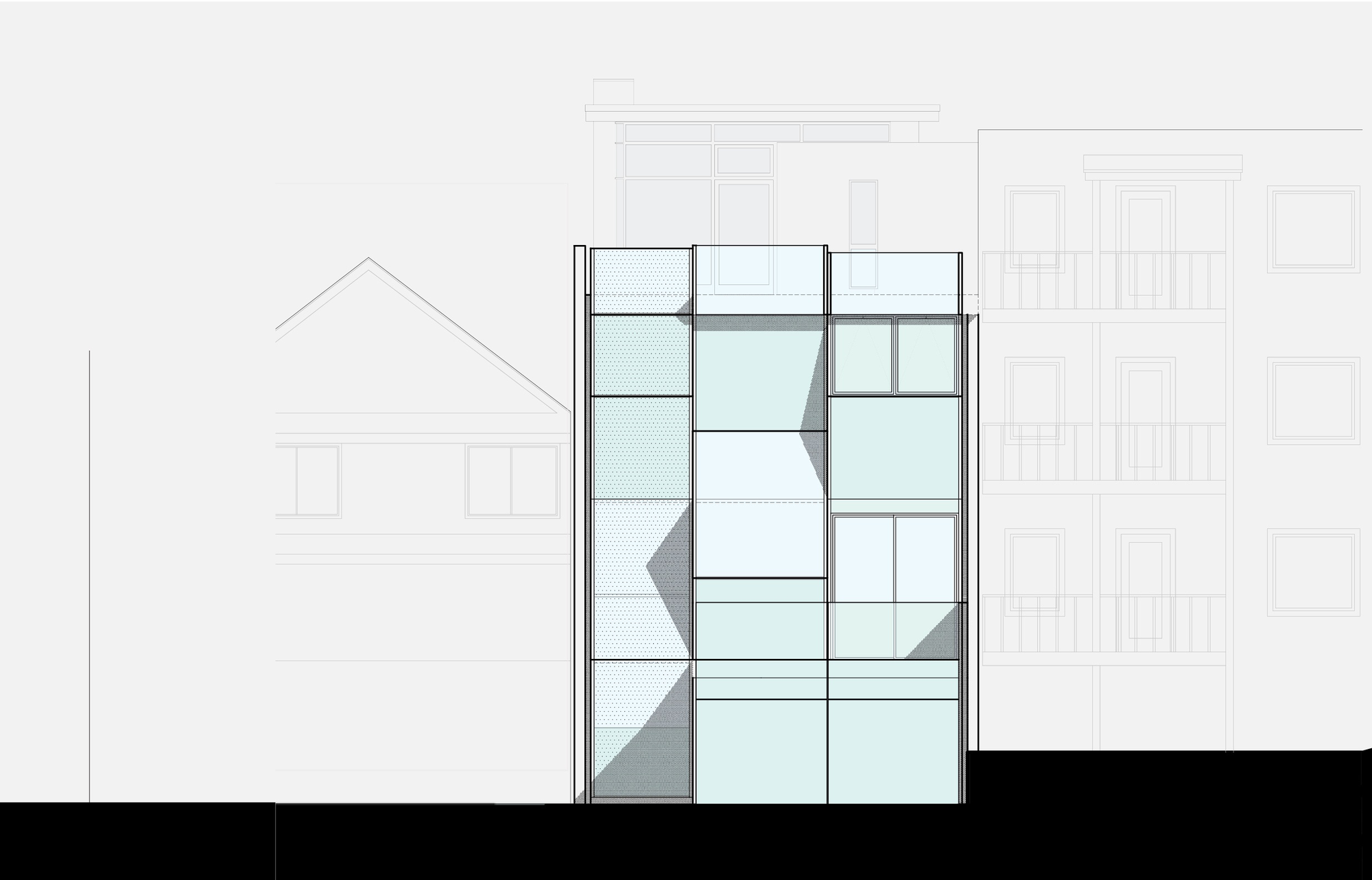 Flip-House-by-Fougeron-Architecture-in-San-FranciscoA-Different-Type-of-Renovation- elevation