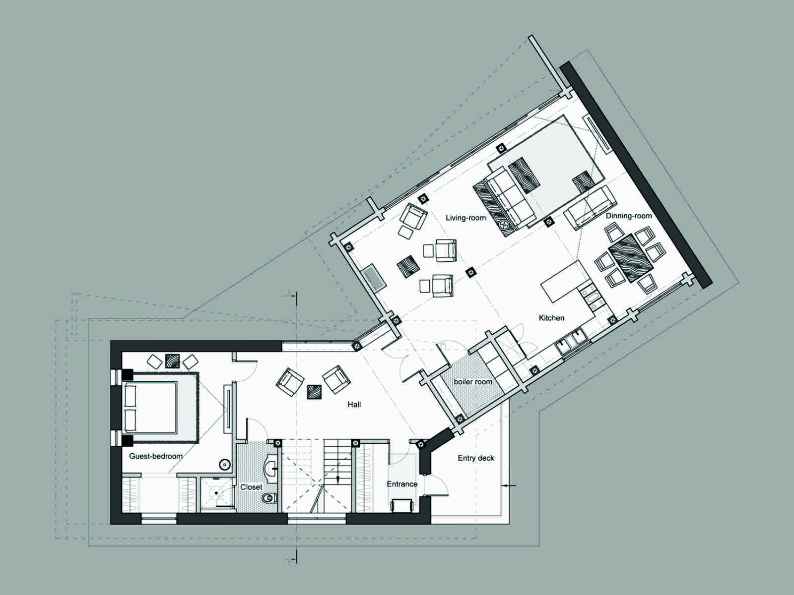 Architectural Drawings Floor Plans Design Inspiration Architecture ...