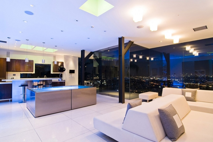 Luxurious Mansion in Hollywood by Whipple Russell Architects Homesthetics