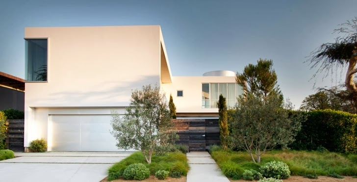 Luxurious Modern Family Home Located in Venice-California by Dennis Gibbens Architects homesthetics (3)