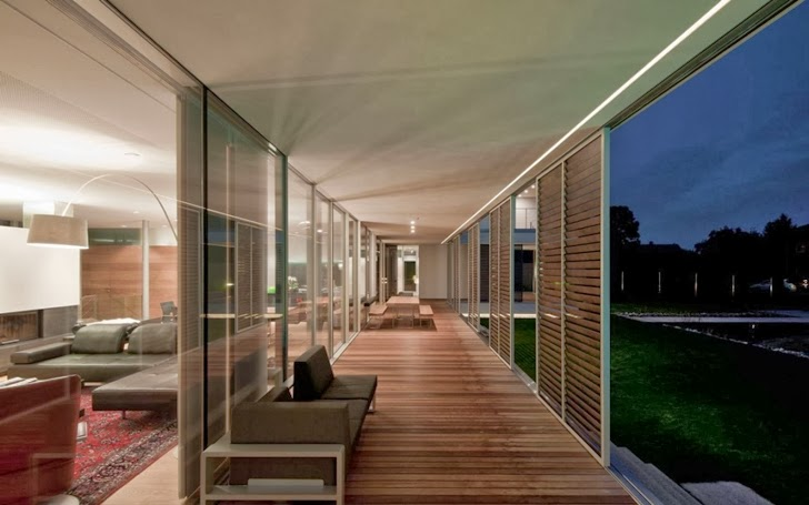 Modern Dream Mansion - Haus SK in Austria designed by Two in a Box ...