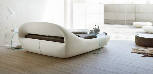 the back of Sleepy  High Level of Comfort Materiallized in a Modern Design by Angelo Tomaiuolo for any modern home  (1)