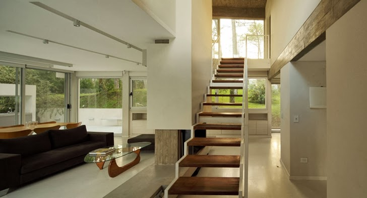 Small-Modern-Vacation-Residence-Featuring-Exposed-Concrete-in-Cariló-Argentina-homesthetics-modern-mansion