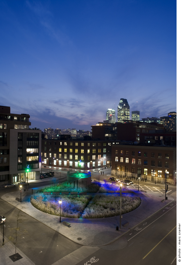 Square des Frères-Charon in Montreal by Affleck & de la Riva Architects  marc cramer homesthetics