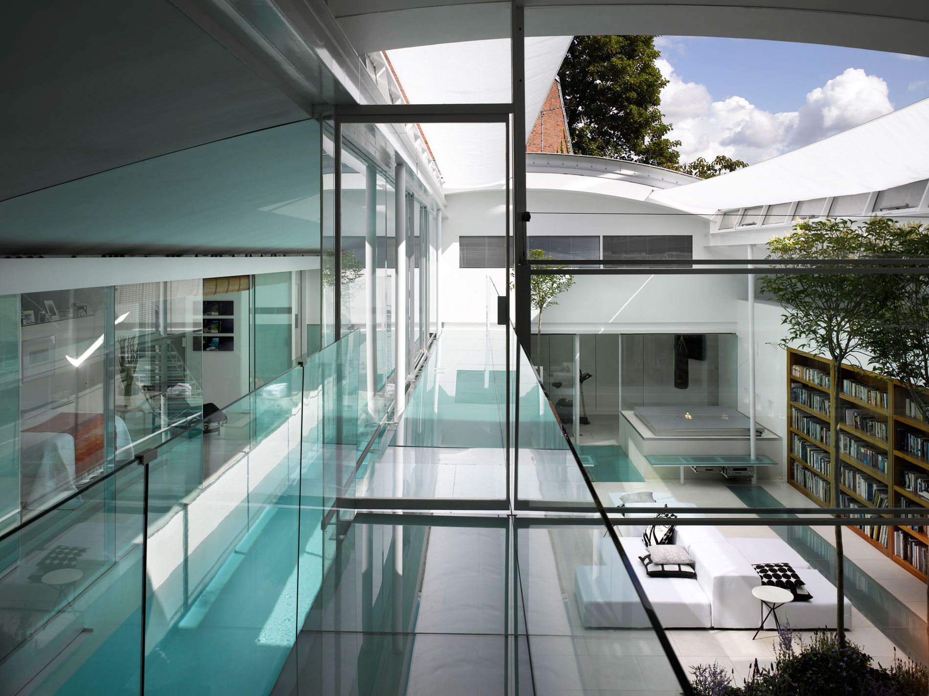 Edgy Architecture Gayton Road Residence By Richard Paxton