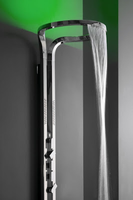 The Graff Ametis Collection-Bathroom Contemporary Interior Design chromed