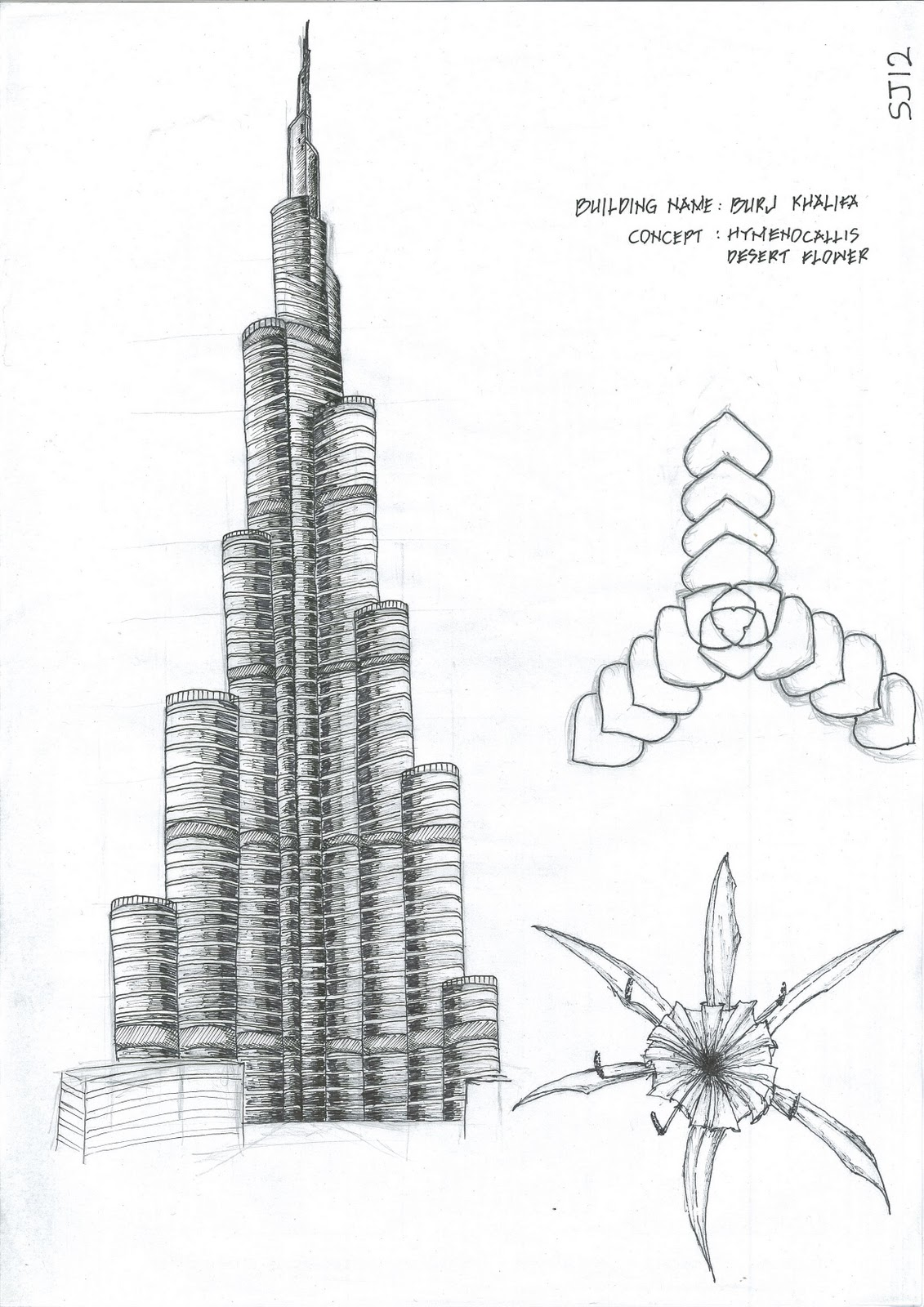 The New Dubai And Its Symbol The Burj Khalifa Tower