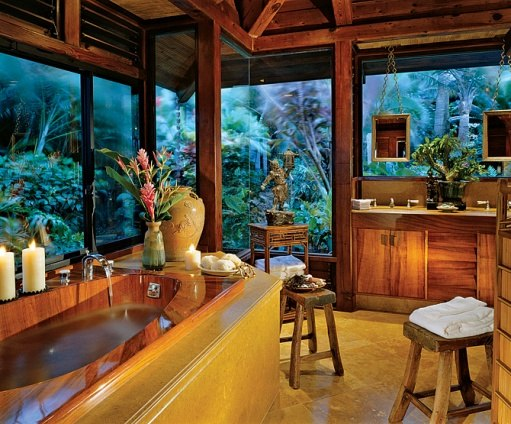 The Spa Is Brought Home Six Luxurious Interior Designs