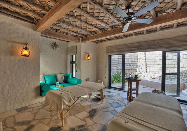 massage spot A Drop of Heaven – Six Senses Zighy Bay Resort – Northern Musandam Peninsula