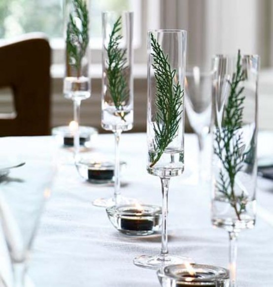 amazing Creative & Inspiring Modern Christmas Centerpieces Ideas homesthetics xmas (10)