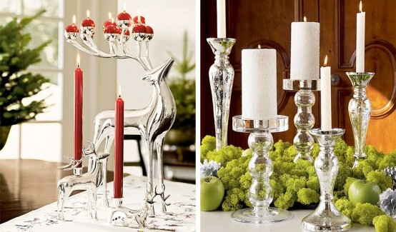 reindeer transparent amazing Creative & Inspiring Modern Christmas Centerpieces Ideas homesthetics xmas (1)