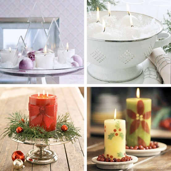 simple amazing Creative & Inspiring Modern Christmas Centerpieces Ideas homesthetics xmas (1)