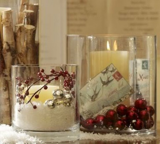 amazing Creative & Inspiring Modern Christmas Centerpieces Ideas homesthetics xmas (5)
