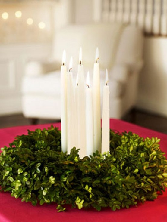 amazing Creative & Inspiring Modern Christmas Centerpieces Ideas homesthetics xmas (6)