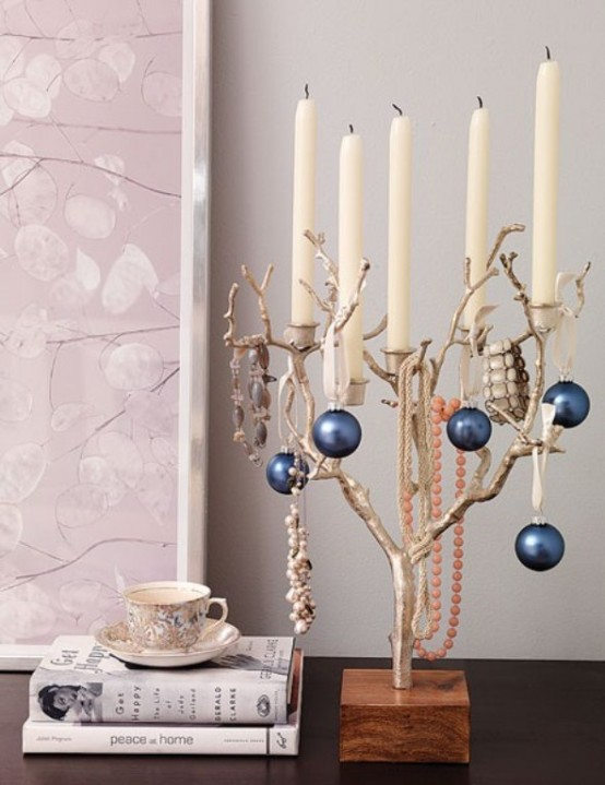 amazing Creative & Inspiring Modern Christmas Centerpieces Ideas homesthetics xmas (9)