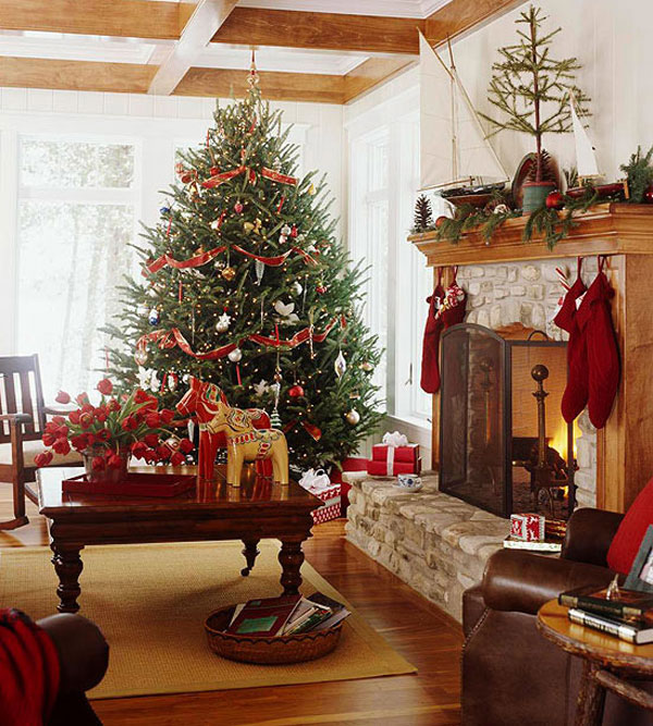 red creative and inspiring modern Tips and Tricks on How to Get Prepared for Christmas homesthetics (29)