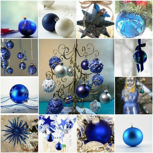 blue creative and inspiring  modern Tips and Tricks on How to Get Prepared for Christmas homesthetics (29)
