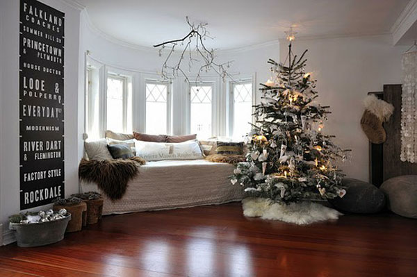 simple creative and inspiring  modern Tips and Tricks on How to Get Prepared for Christmas homesthetics (29)