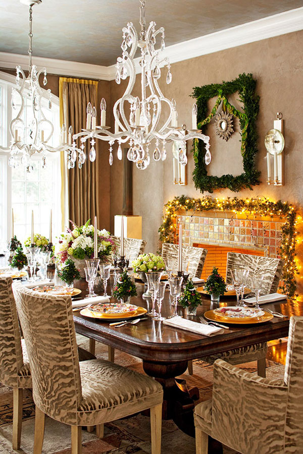 amazing creative and inspiring  modern Tips and Tricks on How to Get Prepared for Christmas homesthetics (29)