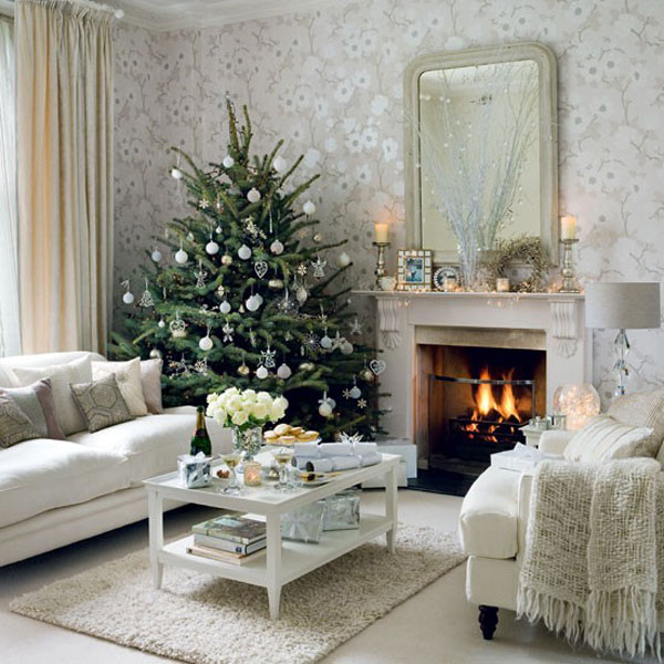 simple white creative and inspiring  modern Tips and Tricks on How to Get Prepared for Christmas homesthetics (29)
