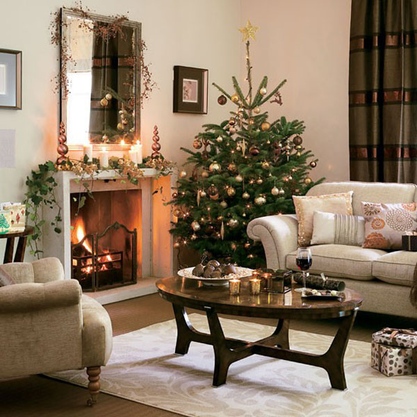 simple clasic creative and inspiring modern tips and tricks on how to get prepared for christmas - Simple Ways To Decorate Your House For Christmas