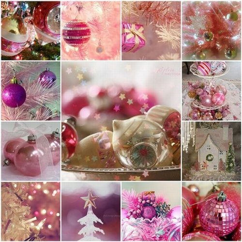 pink creative and inspiring  modern Tips and Tricks on How to Get Prepared for Christmas homesthetics (29)