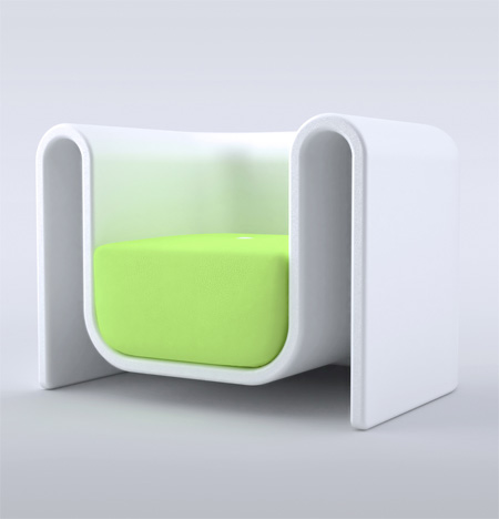 white and green lime chairs extraordinary-unusual-furniture-design-for-interior-design-and-exterior-design-homesthetics-61