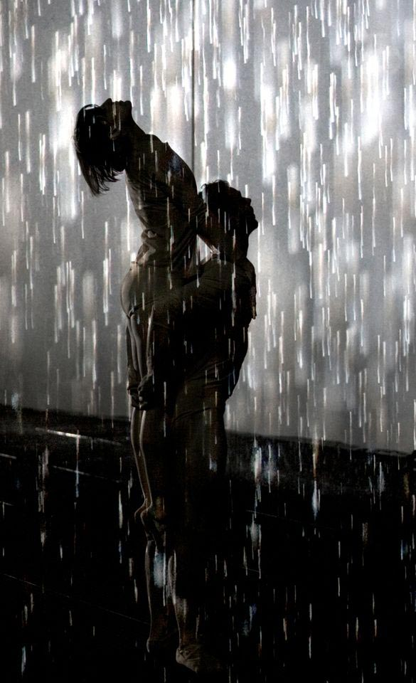 Rain Room Random Installation At Barbican Art Gallery