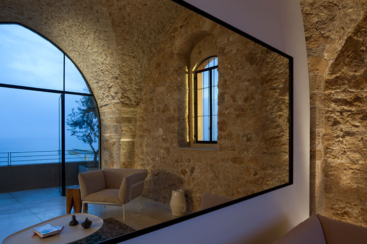 300-Year-Old House Transformed in a Wonderful Modern Mansion in Israel by Pitsou Kedem Architects Homesthetics