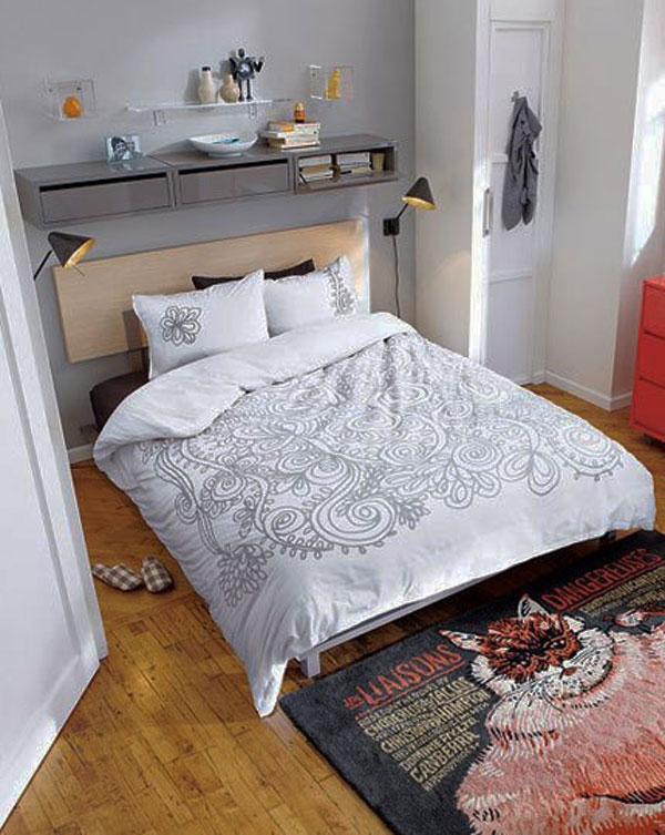 Small Bedrooms Design