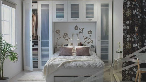 40 Small Bedrooms Design Ideas For Your Small Home