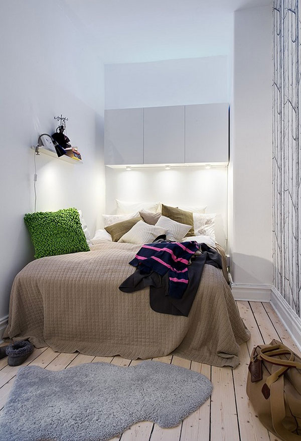 ideas small bedrooms.  Small Bedrooms Design 40 Ideas Meant To Beautify and Enlargen Your