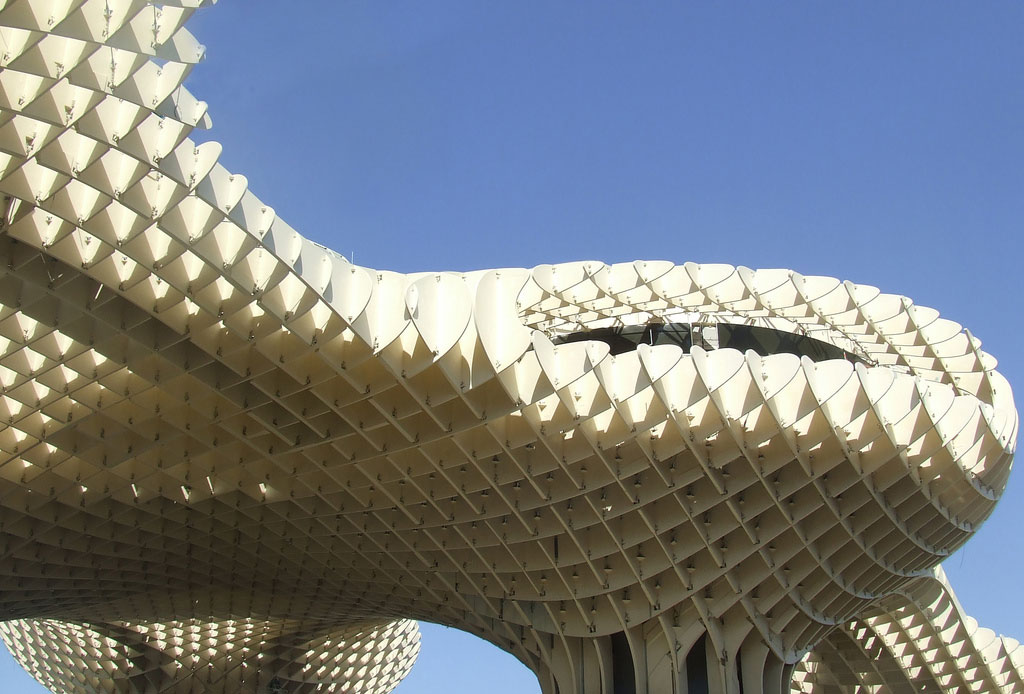 Amazing Modern Urban Insertion-Metropol Parasol in Seville by J. Mayer H. Architects Homesthetics