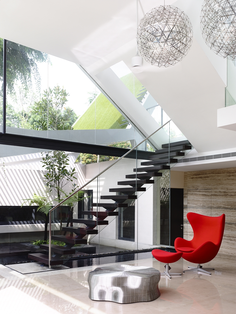 Andrew-Road-Residence-Futuristic-Dream-Mansion-Dream-in-Singapore-by-A-DLAB-modern-mansion