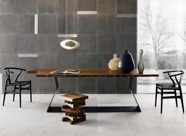 Black and White Modern Bathrooms Inspired by Nature- Neutra`s Collection homesthetics (12)