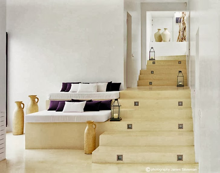 small bedroom interior design Cliff View Modern Ibiza Dream Home Envisioned by Jaime Serra in Spain