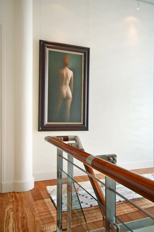 art in Clifton View Luxurious Villa Yvette Victoria Rd -South Africa