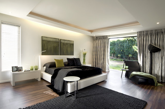 bedroom interior design Dream Home Close to Achieving Perfection- House Mosi by  Nico van der Meulen Architects